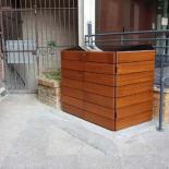 fabrication_conteneur_poubelles_bois